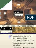 Abbey Programme