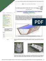 Hormypol_ Canaletas Prefabricadas de Mi...Abilizacion, Cubiertas, Quito, Ecuador