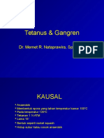 Tetanus&Gasgangren