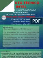 Pasos Instalacion Windows