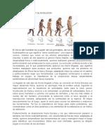 La Historia de La Medicina. El Hombtre y Su Evolucion. 07-04-2017
