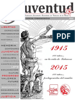 Juventud. Centenario Juventudes Socialistas Talavera de la Reina