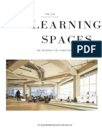 the six learning spaces