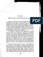 Fenomenologia Della Gnosi Eliadebianchi