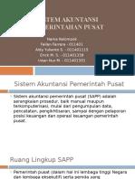ASP - Sistem Akuntansi Pemerintahan Pusat