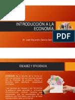 001 Introducción a La Economía