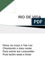 RIO DE VIDA