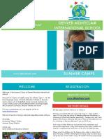 Summer Camp Brochure 2012 Web Version