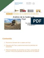 Análisis de La Cadena de Frijol