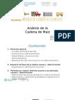 Análisis de La Cadena de Maíz