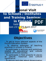 Structured Educational Visit to Schools in Finland ENGLISH.ppt