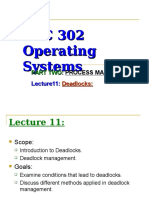 Lecture11 Deadlocks