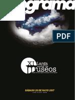 Programación de la XI  versión de la Larga Noche de Museos en La Paz