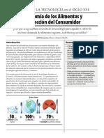 Economía de Los Alimentos y La Elección Del Consumidor
