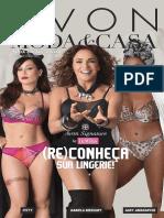 Folheto Avon Moda&Casa - 11/2017