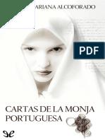 Alcoforado Mariana - Cartas de La Monja Portuguesa