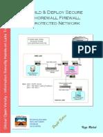 Build & Deploy Secure Shorewall Firewall Protected Network v1.2