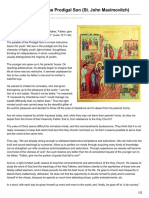 Johnsanidopoulos.com-On the Parable of the Prodigal Son St John Maximovitch