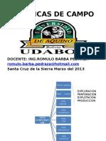 Udabol- Refinacion Del Petroleo1.1