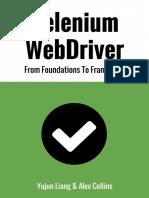 Selenium Webdriver Book
