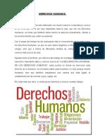 Derechos Humanos .. Trabajo de MTU.