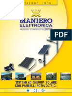 Catalogo Completo Fotovoltaico 2006