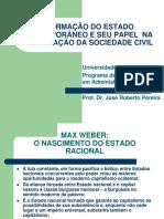 ESTADO Racional Max Weber (1)