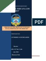 Monografia Prevencion Del Delito