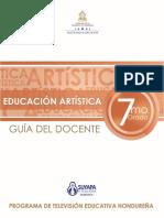 7grado Artisticaguia Del Docente1