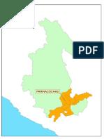 MAPA  DE UBICACION PARINACOCHAS