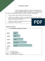Documento Plan Unico de Cuentas