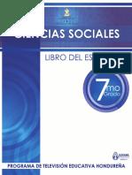 7grado CIENCIAS SOCIALESlibro Del Estudiante