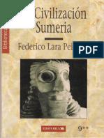 Lara Peinado Federico. La Civilizacion Sumeria..pdf