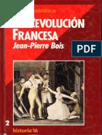 Bois Jean Pierre. La Revolucion Francesa..pdf
