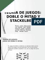 Doble o Mitad y Stakenber
