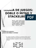 Doble o Mitad y Stakenber