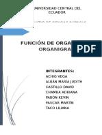 Organigrama (Uce)