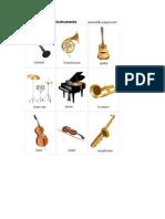 instrumente -imagini