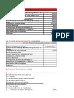 Trabajo de Contabilidad Excel