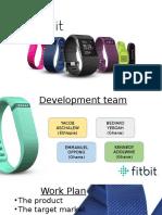 Fitbit Presentation