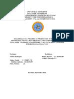 Proyecto de Formulacion y Evaluacion