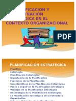 1.PLANIFICACION ESTRATEGICA