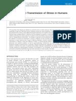 Bowers & Yehuda 2016 - Intergenerational Transmission of Stress