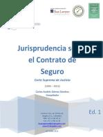 Jurisprudencia en Seguros 1995 - 2013