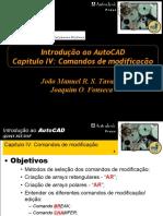 Autocad IV