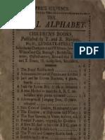 Royal Alphabet 00 Lon Dial A