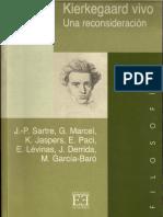 Kierkegaard vivo, una reconsideración (completo)
