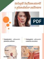 Patologii Inflamatorii - Glande Salivare -