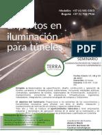seminario iluminacion tuneles