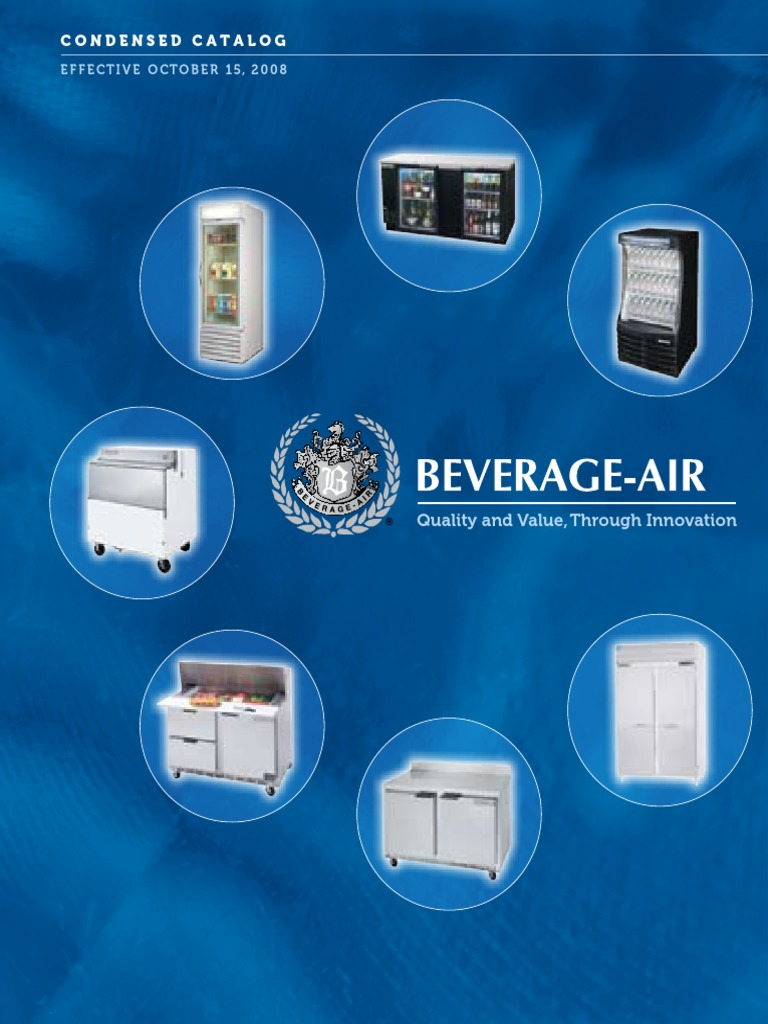 18940_bev_air | Refrigerator | Building Engineering on